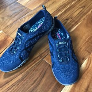 Skechers Sneakers Relax Fit Sz 9.5 Women's